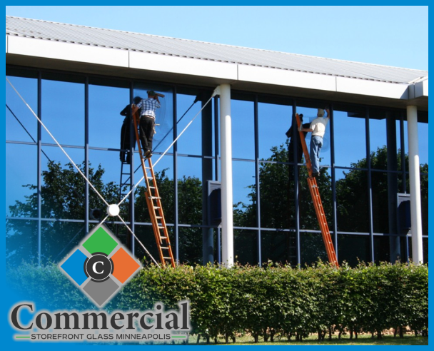 79 commercial storefront glass minneapolis repair install glass install 1