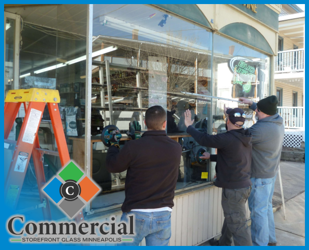 79 commercial storefront glass minneapolis repair install glass install 3