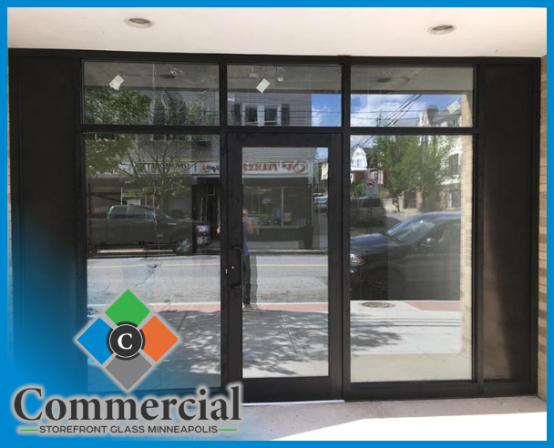 85 commercial storefront glass minneapolis repair install glass replacement 4