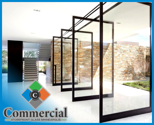 86 commercial storefront glass minneapolis repair install door services 1
